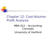 MBA612 Chapter 12  Online(1).ppt