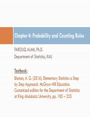 157188_STAT_110_CH4 pdf - Chapter 4 Probability and Counting
