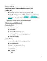 LAW 5505_Lecture Notes_Week 1.doc