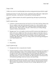 OB preclass questions chapter 19