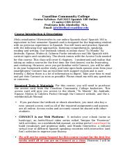 Course Syllabus- Spanish 180 online Fall 2015 (1).docx
