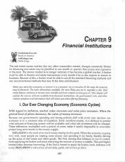 Principles Chapter 9