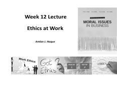 WK12-Ethics at Work 1 slide per page