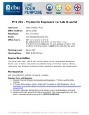 Physics_201_Spring_2013_Syllabus_NEW_FORMAT_Update_03.07.13
