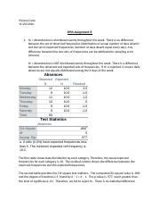 SPSS Assignment 8 Answers
