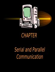 Serial and Parallel Communication.ppt