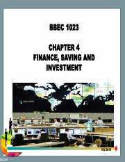 CHAPTER 4 FINANCE, SAVING AND INVESTMENT.pdf