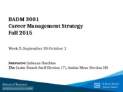 BADM3001_Week5_Networking_Overview_CoverLetterReview_FA15