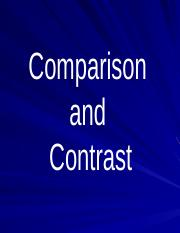 compare and contrast essay autumn vs spring