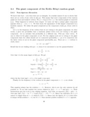Topics in Applied Mathematics l Lecture 5 Notes