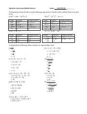 1b - Algebraic Operations Review Solutions.pdf