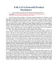 5.10PowerfulProductWorksheet.rtf