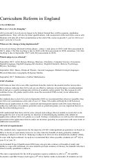 Curriculum Reform in England - How to apply - Undergraduate - Study - Home.pdf