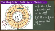 09Magnetic field by a Toroid