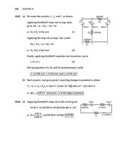 18_Chapter 18 HomeworkCH18 Direct-Current Circuits