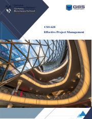 CSS 620 - Effective Project Management - Proposal.pdf