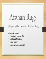 Afghan Rugs_Zimbabwe Investment Case (10)