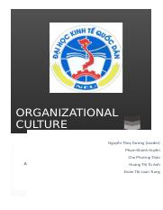Report - Group 10 - Organizational Culture.docx