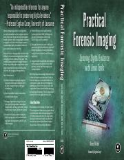 Practical Forensic Imaging - Securing Digital Evidence with Linux Tools (2016)