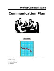 PROJ586_W6_Project_Communication_Plan_Template (2)120115.doc