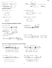 Printables Factoring Trinomials A 1 Worksheet Answers factoring trinomial answer key 5 pages final exam review key