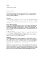 The civil rights movement essay
