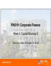 Lecture 4 Capital Structure II.pdf