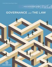 World Development Report 2017- Governance and the Law.pdf