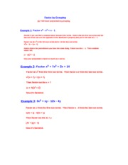 Factoring_by_Grouping_Notes