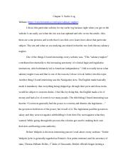 Chapter 3 Surfer Log.docx