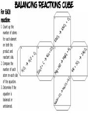 Biochemistry Review Games - Balancing Equations Cube.pdf