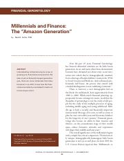 Millennials and Finance.pdf