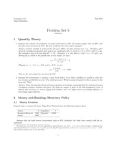 ECON 110 Fall 2008 Problem Set 8 Solutions
