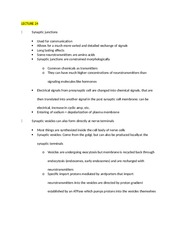 LECTURE 24 notes