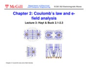 Ch2 Coulomb's law and e-field intensity(1)