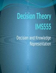 09. Decision and Knowledge Representation.pptx