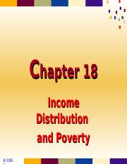 Cap 18 income_dist_powerpoint