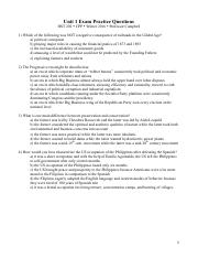 Unit 1 Exam Practice Questions HST 202 CPP W16.pdf