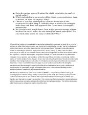Principles of Strengths Perspective in Policy.docx