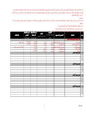 Action Plan Template_Arabic