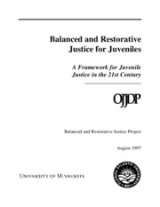 Restorative Justice in the 21st Century
