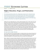 Higher Education, Wages, and Polarization FRBSF Jan 2015