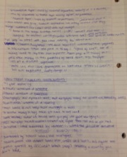 Econ 122 Notes - Long Term Financial Instruments