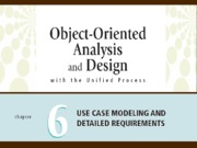 Systems Analysis and Design-Chapter 6!