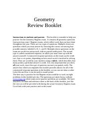 Geometry-Regents-Review-Booklet-FINAL