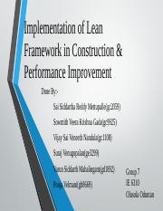 Implementation of Lean Framework in Construction.pptx