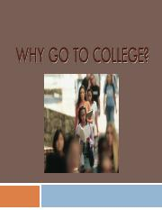 Chapter 01 - Why Go to College_PPT