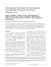 International standards for neurological classification of spinal cord injury.pdf
