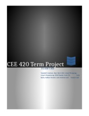 420 Term Report_Updated