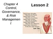Chap04-Control-Governance-Risk-Mgmt-Lesson-2